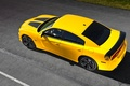 Picture The view from the top, Asphalt, Auto, SRT8, Charger, Dodge, Dodge, Yellow, Super Bee