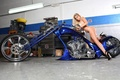 Picture swimsuit, choppers, weston, blonde, tuning, design