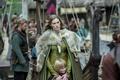 Picture Aslaug, The Vikings, Vikings, child, Alyssa Sutherland