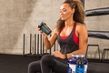 Picture fitness, vitamin preparations, rehydration