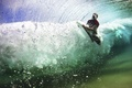 Picture sport, summer, sea, ocean, water, man, surfing, Surfing, wave, on the board
