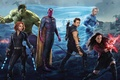 Picture Robert Downey Jr., Black Widow, Hawkeye, Jeremy Renner, Paul Bettany, EXTENDED, James Spader, Vision, Full, ...