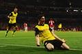 Picture Football, Football, Goal, Borussia Dortmund, Robert Lewandowski, Robert Lewandowski, Westphalia stadium, Ballspielverein Borussia 09 e. ...