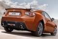 Picture the sky, clouds, coupe, spoiler, sports car, rear view, toyota, Toyota, gt 86, hachiroku, hachiroku, ...