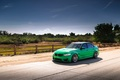 Picture road, car, bmw, f80, green