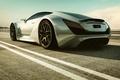 Picture Bentley, art, machine, road, Super Monaco, supercar