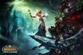 Picture weapons, sword, warrior, elves, MAG, WoW, World of Warcraft, axe, undead, Tauren