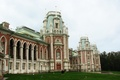 Picture roof, castle, Moscow, Tsaritsyno