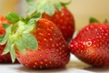 Picture berries, food, strawberry, delicious, treat, useful, Wallpaper from lolita777