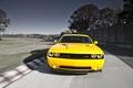 Picture Yellow, Dodge Challenge, Dodge Challenger, yellow
