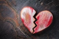 Picture broken, heart, love, heart, love, romantic