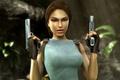 Picture girl, guns, Tomb Raider, Lara Croft