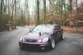 Picture Lexus, trees, lexus, gs430, forest