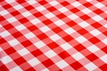 Picture red, cells, tablecloth, white, canvas, Wallpaper, fabric