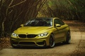 Picture f82, bmw, yellow, gold
