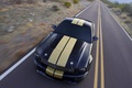 Picture road, shelby gt-500, strip, ford