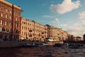 Picture river, channel, Russia, Peter, Saint Petersburg, St. Petersburg