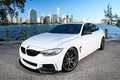 Picture with, 435i, BMW, M-Sport, Miami