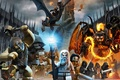 Picture The Lord Of The Rings, Balrog, orcs, Lego, The Lord of the Rings, John Ronald ...