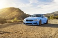 Picture bmw m4, blue, car
