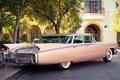 Picture 1960, retro, classic, Cadillac
