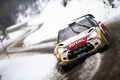 Picture Machine, DS3, Auto, Cold, The front, Total, WRC, Winter, Rally, Sport, Citroen, Snow, Rally