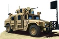 Picture figure, HMMWV, High Mobility Multipurpose Wheeled Vehicle, high-mobility multipurpose wheeled vehicle, Humvee, M-1114, reinforced armored ...