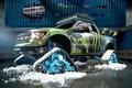 Picture 2014, Division, F-150, Ken Block, Hoonigan, RaptorTRAX, Monster Energy, Racing, Ford