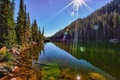 Picture nature, river, USA, Colorado, the Wallpapers