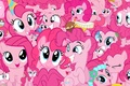 Picture My Little Pony, Pink, Multfilm, Pony, Pinkie Pie
