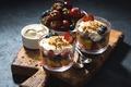 Picture berries, fruit, dessert