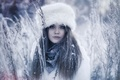 Picture portrait, Russian February, Karen Abramyan, snow, winter