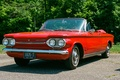 Picture Chevrolet, Corvair, classic, the front