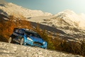 Picture Monte Carlo, Ford, Fiesta, WRC, Rally