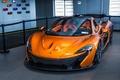 Picture front, McLaren, beautiful, orange, MSO, supercar, sports