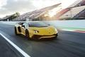 Picture Superveloce, Aventador, Lamborghini, LP-750, yellow
