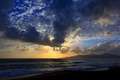 Picture sea, coast, Corsica, landscape, France