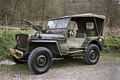 "Picture world, Second, times, Jeep, car, patency, high, army, ""Willis-MV"", war, Willys MB"