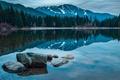 Picture landscape, mountains, nature, lake, stones, Canada, Lost British Columbia
