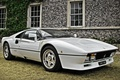 Picture Ferrari, house, white, front, old, gto, 288