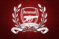 Picture red, coat of arms, football, arsenal wallpapers, white, club