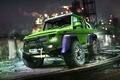 Picture The Hulk, Marvel, superhero, Hulk, Superheroes, auto, auto, Marvel, Mercedes-Benz G63 AMG 6x6