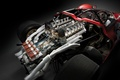 Picture Spider, 1967, Ferrari, 350, Can-Am, The V12 Engine, Mighty, Classic racing cars, Atmospheric, Engine compartment