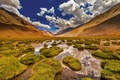 Picture Ladakh, mountains, Jammu and Kashmir, valley, India