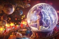 Picture rendering, Gleb Alexandrov, christmas final, art