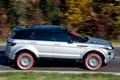 Picture Evoque, Land Rover, Range Rover, side, Marangoni, HFI-R, view, auto, SUV
