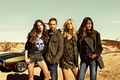 Picture Sebastian Kim shoot, Thairine Garcia, ft. Izabel Goulart, Erin Heatherton, Paul Walker, girls, model