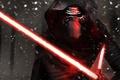 Picture Movie, Star Wars Episode VII: The Force Awakens, Kylo Ren